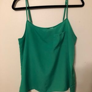 Green H&M Tank top